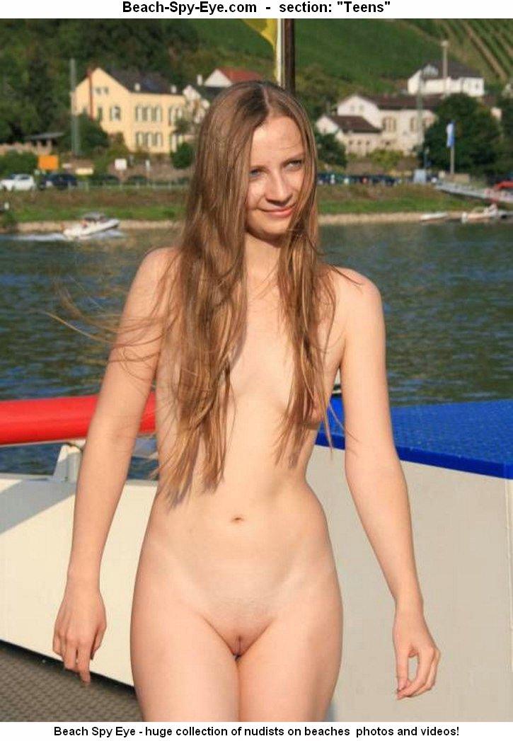 young florida nudist
