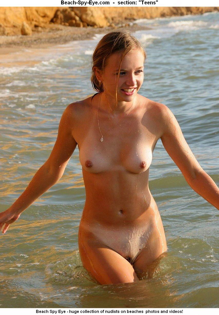Nude pics Teen spy